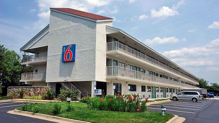 Motel 6 Washington Dc - Gaithersburg Exterior Exterior view