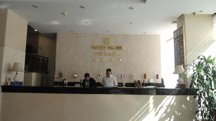 Huu Nghi Hotel Exterior Hotel information