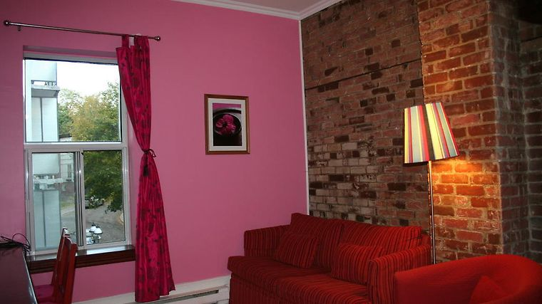 HOTEL UNIVERSITY BED AND BREAKFAST MONTREAL 3* (Canada) - from US ...