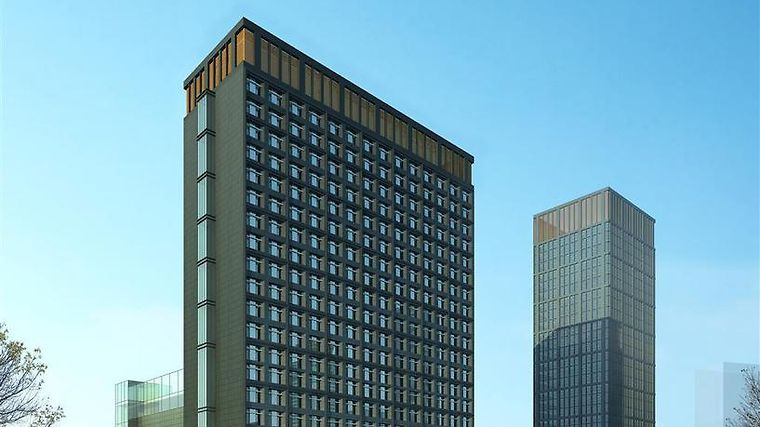 Four Points By Sheraton Hefei, Shushan Exterior Exterior - Rendering