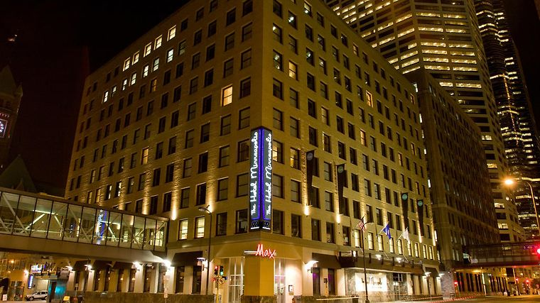 The Hotel Minneapolis Exterior Hotel information