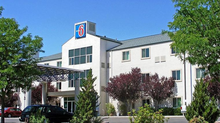 Motel 6 Cedar City Exterior Exterior view
