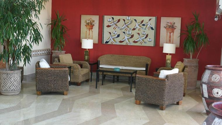 Resta Sharm Interior Hotel information