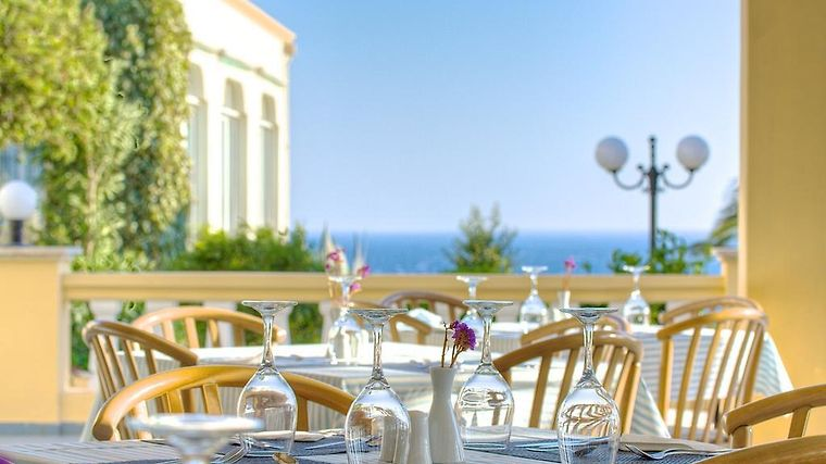 Arion Palace Exterior Hotel information