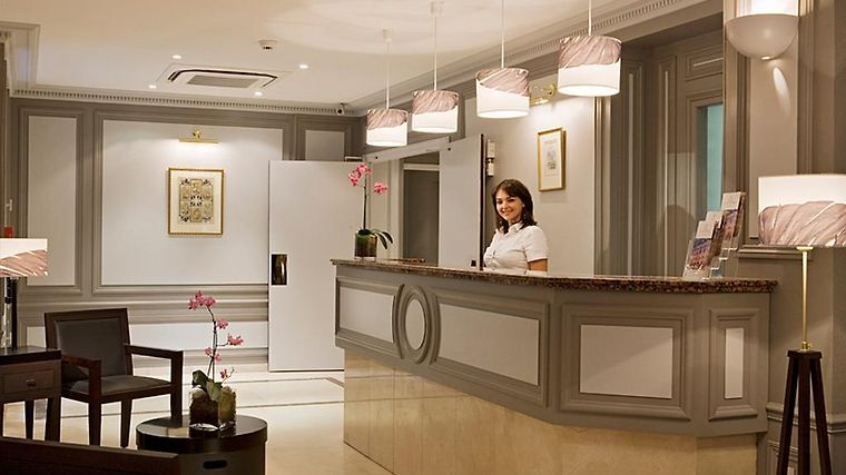 HOTEL TURENNE LE MARAIS PARIS 3* (France) - from US$ 236 | BOOKED