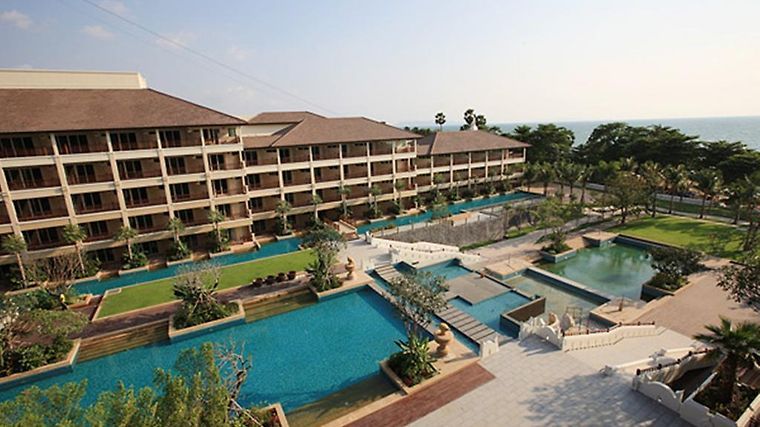 Hotel The Heritage Pattaya Beach Resort 4 Thailand From Us 137 Booked