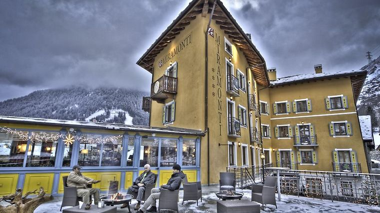 LE MIRAMONTI HOTEL LA THUILE 4* (Italy) - from US$ 192 | BOOKED