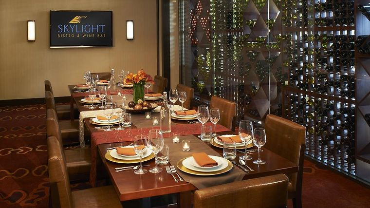 Indianapolis Marriott East Restaurant Hotel information