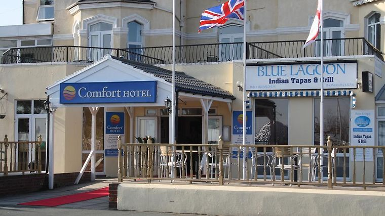 Comfort Hotel Clacton-On-Sea Exterior Comfort Hotel Clacton-On-Sea