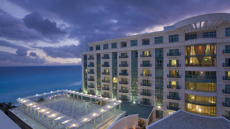 Le Meridien Cancun Resort & Spa Exterior Photo album