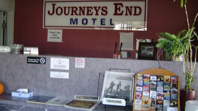 Journeys End Motel Exterior Photo album