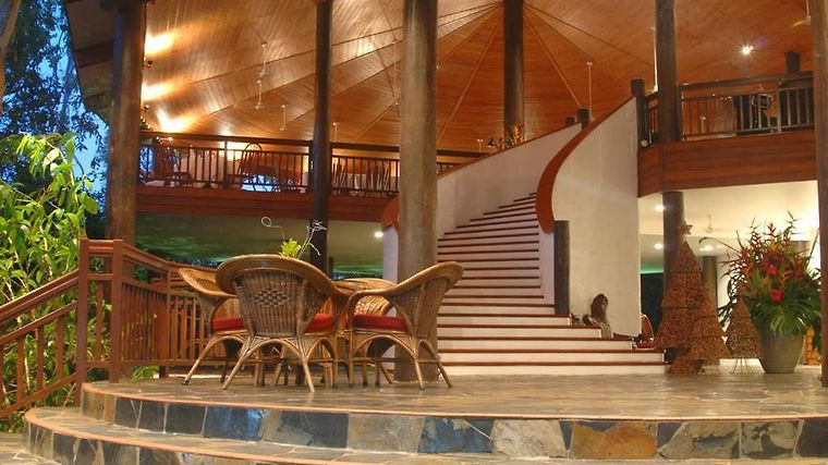 Thala Beach Nature Reserve Interior Lobby view