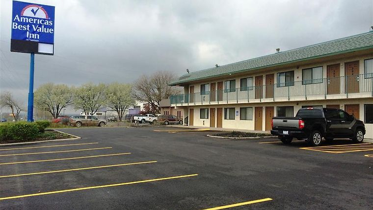 Americas Best Value Inn Blue Springs Kansas City Exterior Exterior View