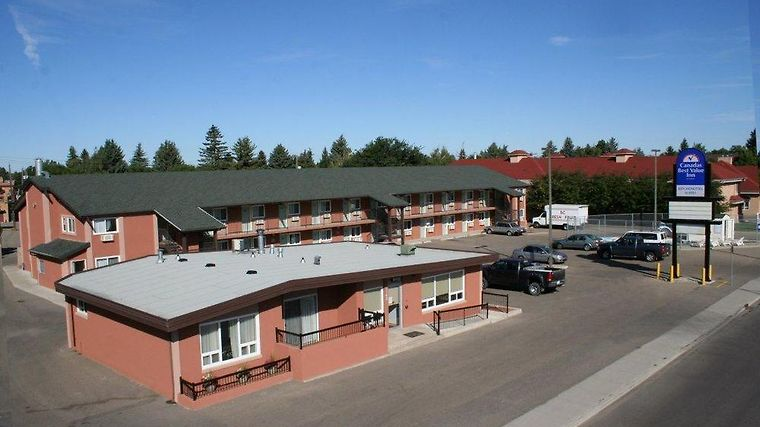 Canadas Best Value Inn Exterior Exterior