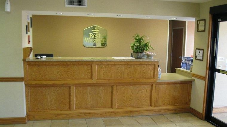 Quality Inn Tahlequah Interior