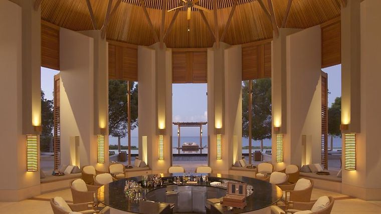 Amanyara Resort Turks And Caic Restaurant Bar