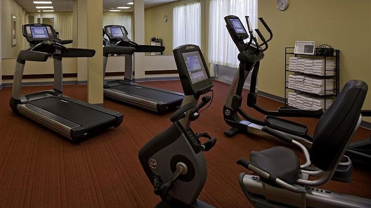 Hyatt Place Boston Braintree Facilities Fitness Center