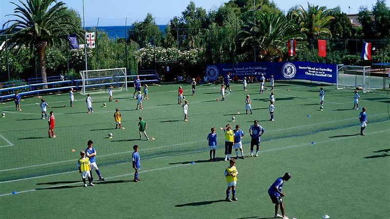 Forte Village Resort - Il Castello Facilities Chelsea Football Club Academy
