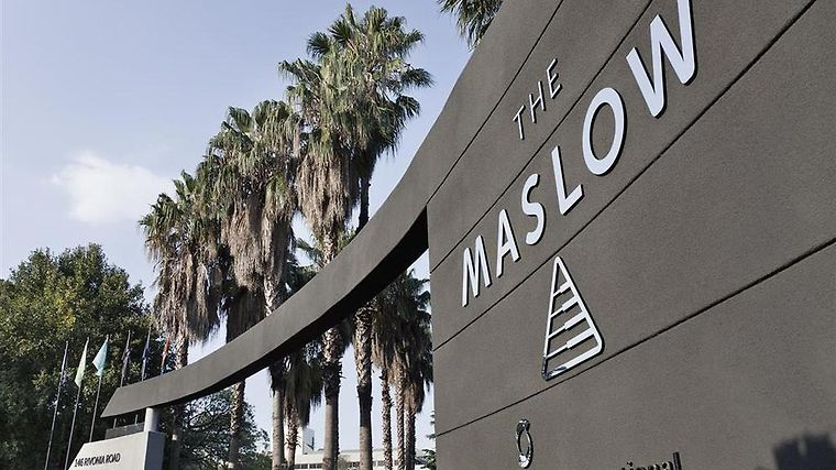 The Maslow Exterior Maslow Exterior Entrance