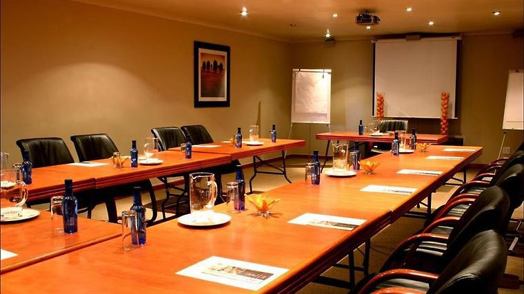 Ruslamere Hotel Facilities meeting room