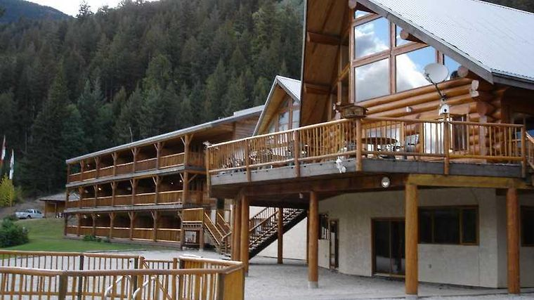 Tyax Mountain Lake Resort Exterior