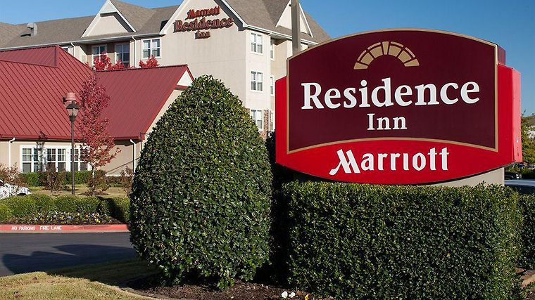 Residence Inn By Marriott Rogers Exterior