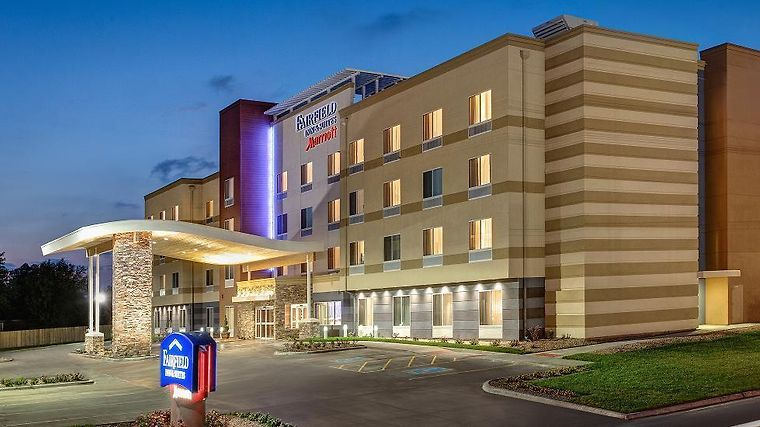 Fairfield Inn & Suites Calhoun Exterior Hotel information