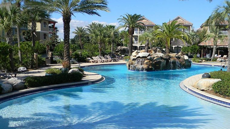 Villages Of Crystal Beach -  6 Bedroom Home, Community Pool - Rjv 1546 Exterior Calypso by RealJoy