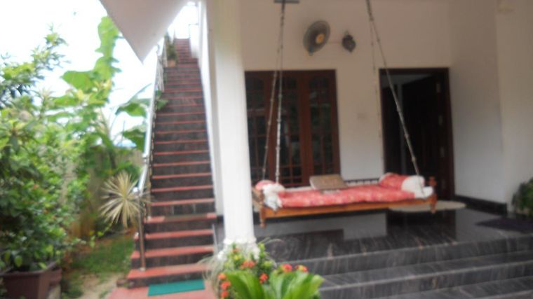 Palakal Residency Exterior Hotel information