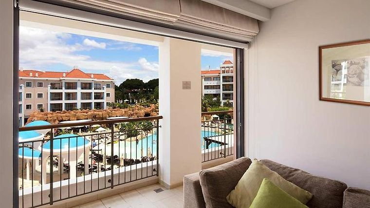 Hilton Vilamoura As Cascatas Golf Resort & Spa Room Two Bedroom Apartment Pool View