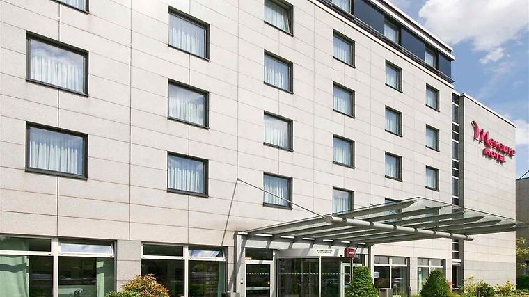 Mercure Hotel Duesseldorf City Nord Exterior