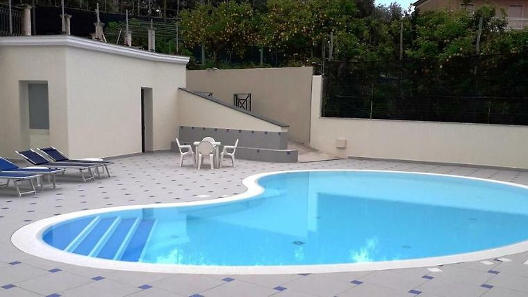 HOTEL CENTRAL PARK MASSA LUBRENSE 3* (Italy) - from US$ 125