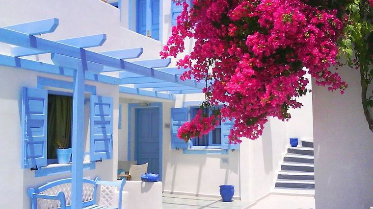 Amelie Santorini Hotel - Adults Only Exterior