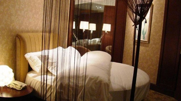 Linjiang Hotel photos Room Double Room with Round Bed
