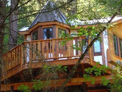 Treehouse Hotel In Oregon Part - 30: °HOTEL VERTICAL HORIZONS TREEHOUSE PA CAVE JUNCTION, OR 3* (United States)  | BOOKED