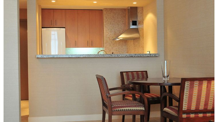 Marriott Executive Apartments Atyrau Room