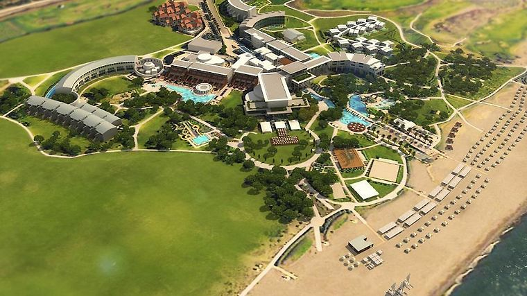 Lykiaworld & Linksgolf Belek Exterior