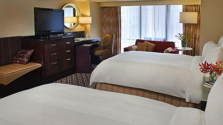 New York Marriott Marquis Room