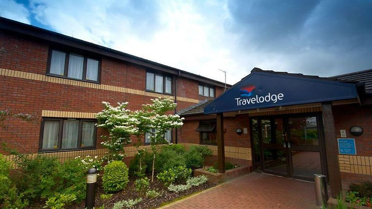 Travelodge Cork Exterior