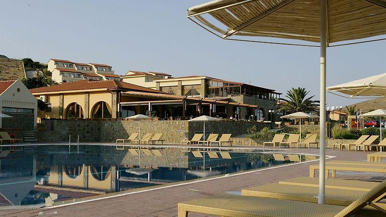 Lemnos Village Resort Exterior