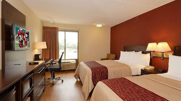 °HOTEL RED ROOF PLUS+ BOSTON WOBURN, MA 2* (United States)   From INR 8706  | IBOOKED