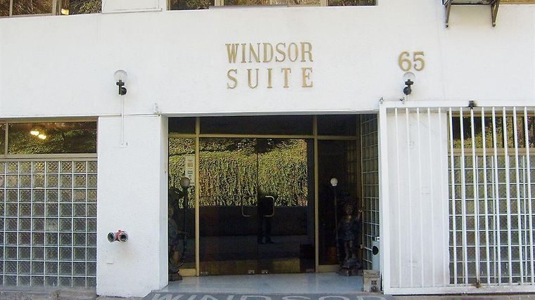 Windsor Suite Exterior