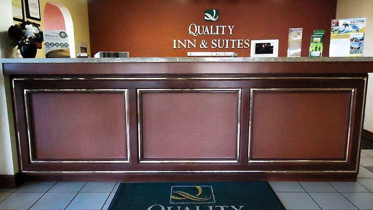 Quality Inn & Suites Southwest Exterior