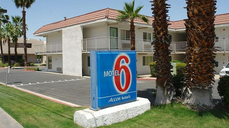 Motel 6 Palm Springs - Rancho Mirage Exterior