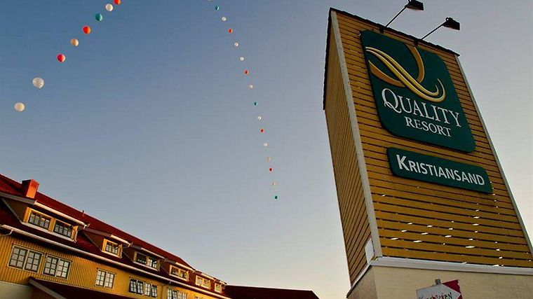 Quality Hotel & Resort Kristiansand photos Exterior