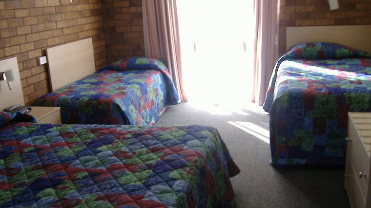 Comfort Inn Dubbo City Room STD FAMILY ROOM