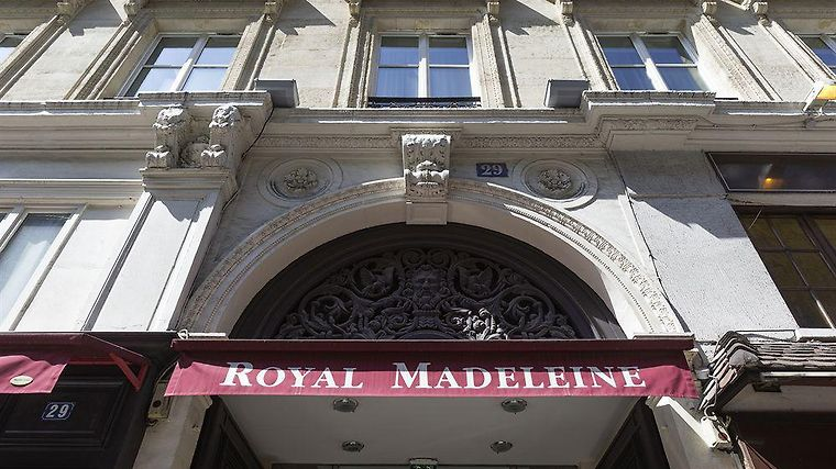 Mercure Royal Madeleine Exterior