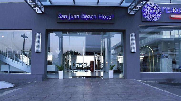 San Juan Beach Hotel photos Exterior