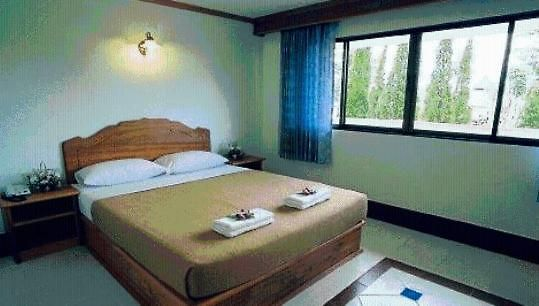 Oasis Resort Room Standard Double Room with Fan