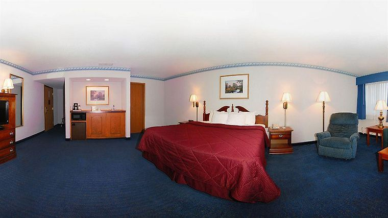 Comfort Inn Lake Of The Ozarks Room